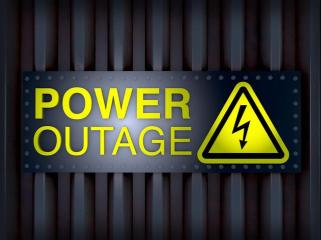 power outage adpower